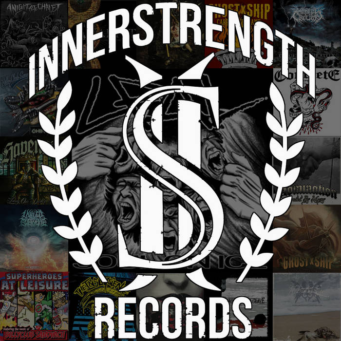 Innerstrength Records 15 Years cover art