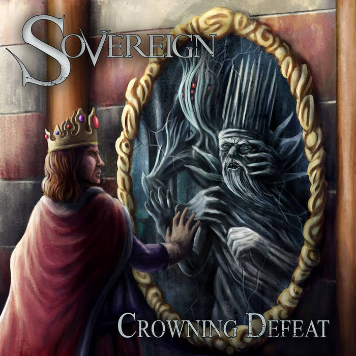 Crowning Defeat cover art