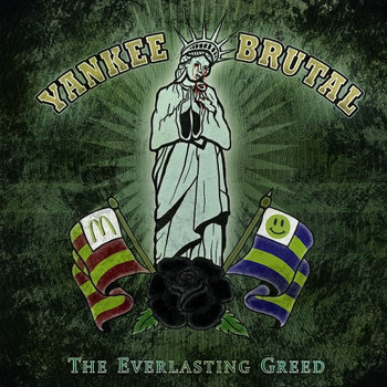 The Everlasting Greed cover art
