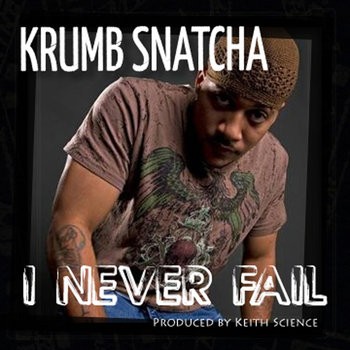I Never Fail cover art
