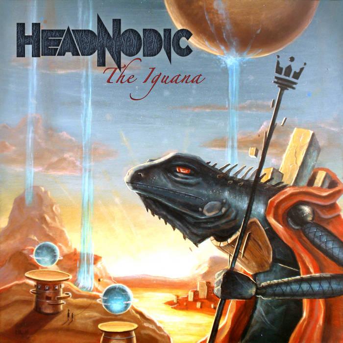 The Iguana cover art