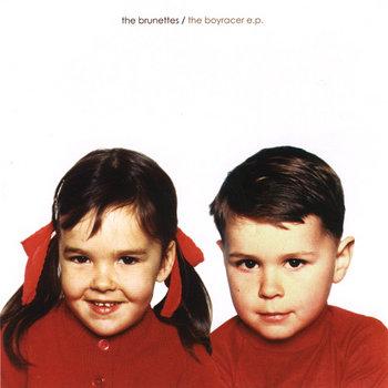 The Boyracer E.P. cover art