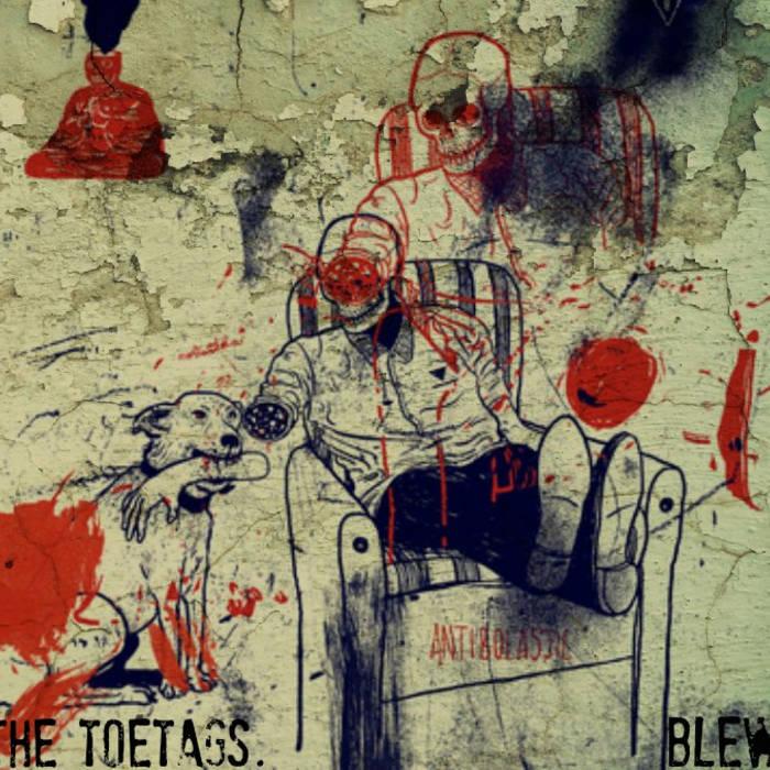 Blew cover art