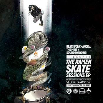 The Ramen Skate Sessions cover art