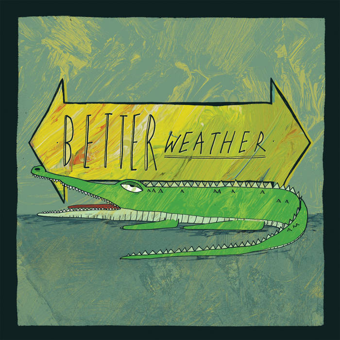 Better Weather EP cover art
