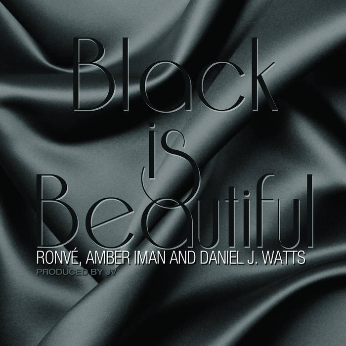 Black Is Beautiful cover art