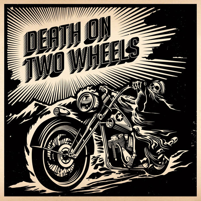 Death On Two Wheels cover art