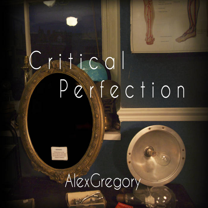 Critical Perfection - EP cover art