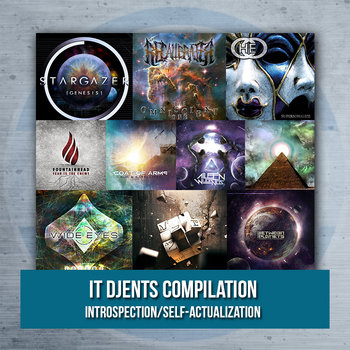"""Introspection.Self-Actualization"" Compilation cover art"