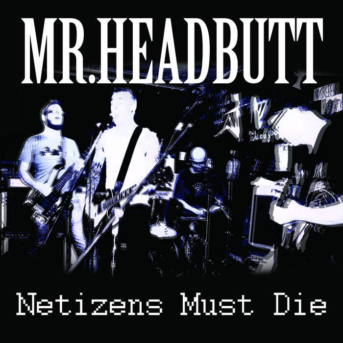Netezens Must Die!!!! cover art