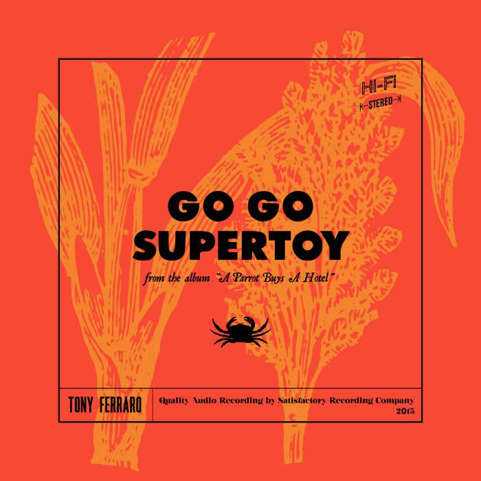 Go Go Supertoy (single version) cover art