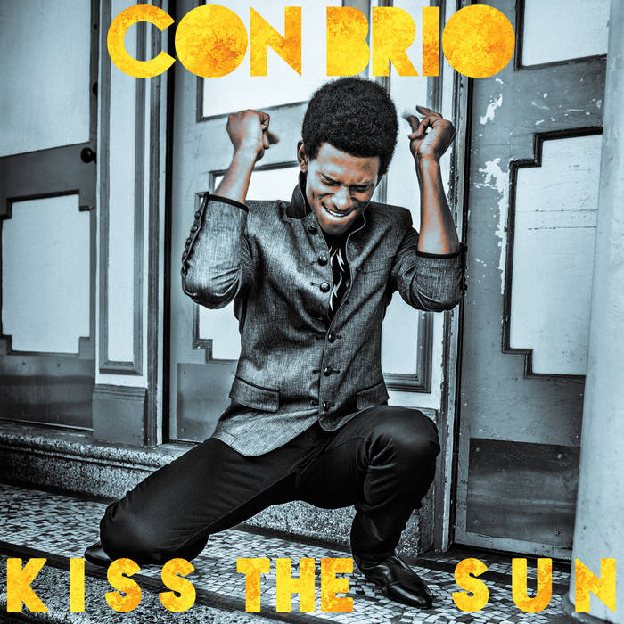 Kiss The Sun cover art