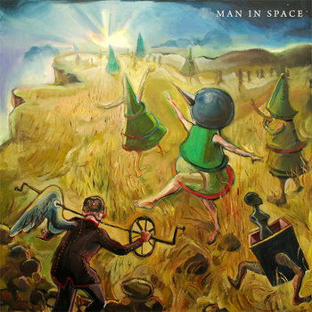 Man In Space cover art