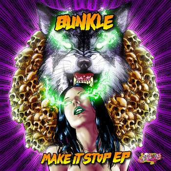 MAKE IT STOP! cover art