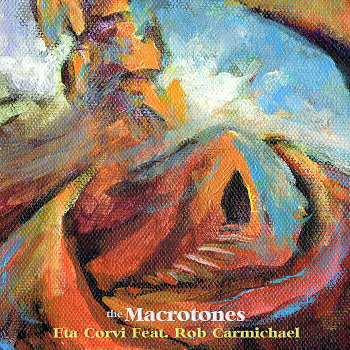Eta Corvi (feat. Rob Carmichael) cover art