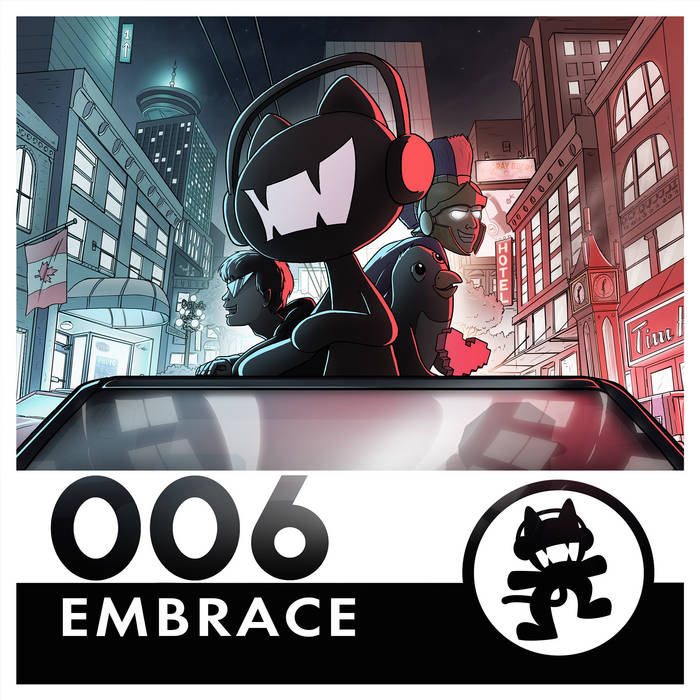 Monstercat 006 - Embrace cover art