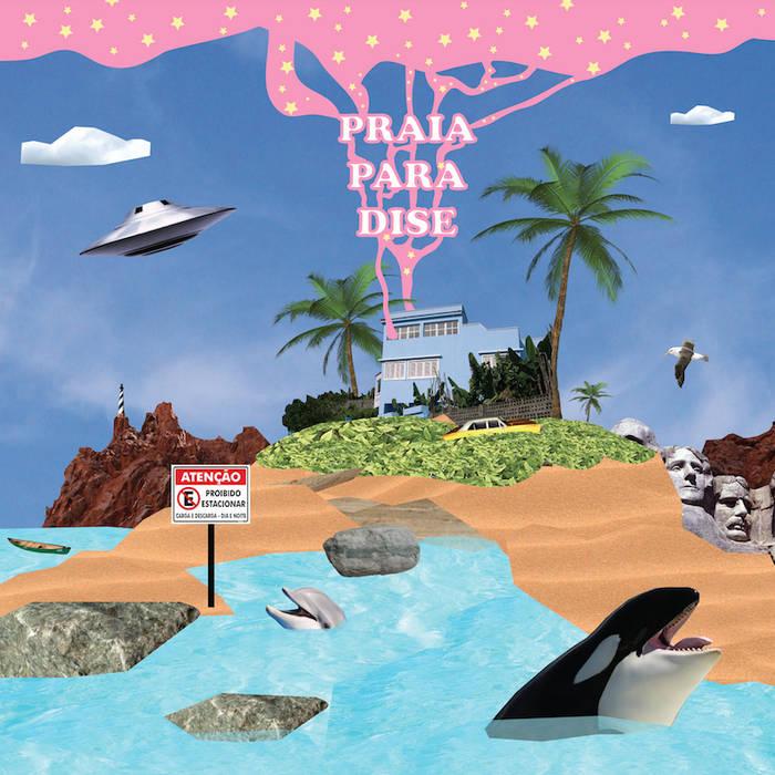 Praia Paradise cover art