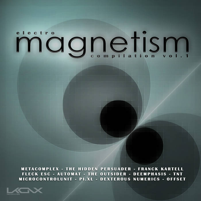 Magnetism Compilation Vol.1 cover art