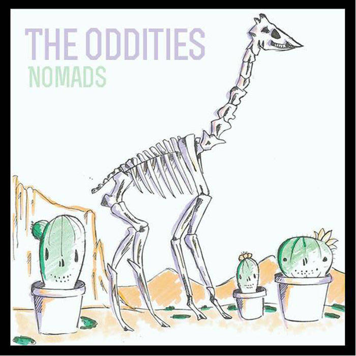 Nomads cover art