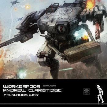 FALKLANDS WAR cover art