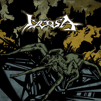 Lycosa cover art