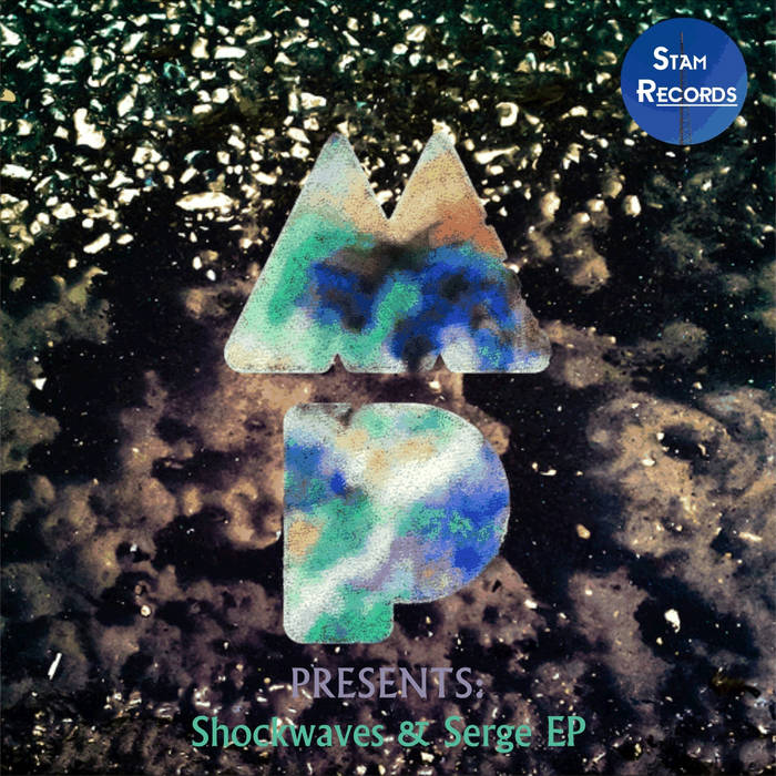 Shockwaves & Serge EP cover art