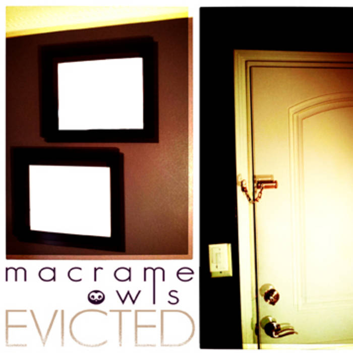 Evicted EP cover art
