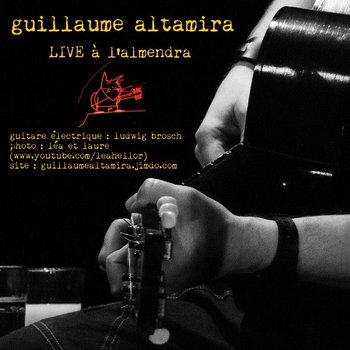 Live à l'Almendra cover art
