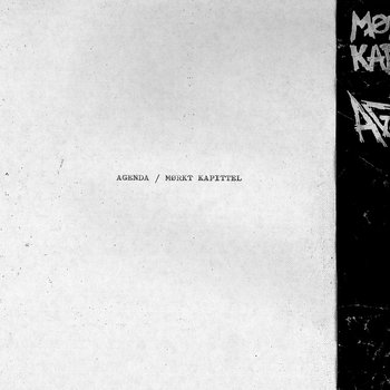 Agenda/Mørkt Kapittel - Split cover art