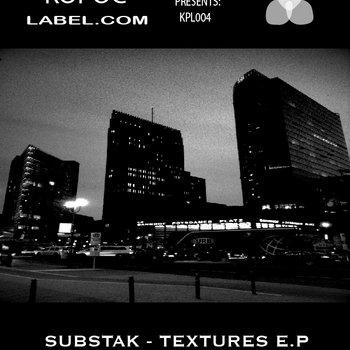 KPL004 - Textures E.P cover art