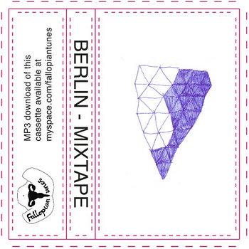 Berlin Mixtape cover art