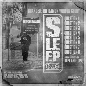 Branded: The Damon Winton Story | (Prod. by Dope Antelope) cover art