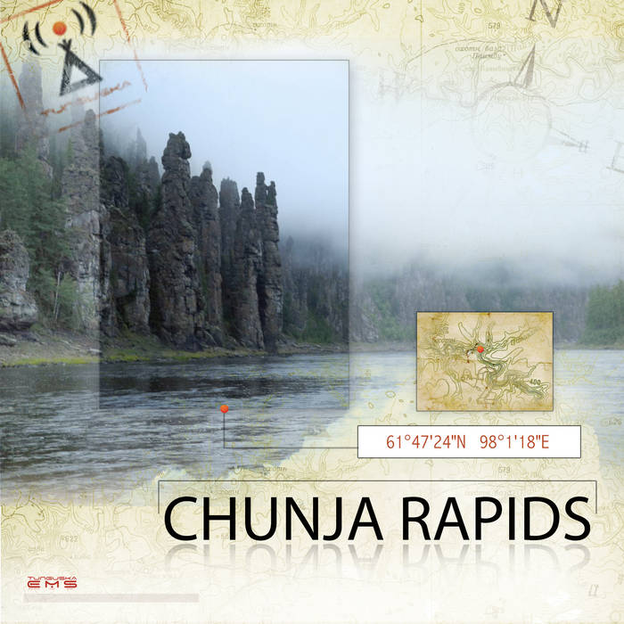 Point: Chunja Rapids cover art
