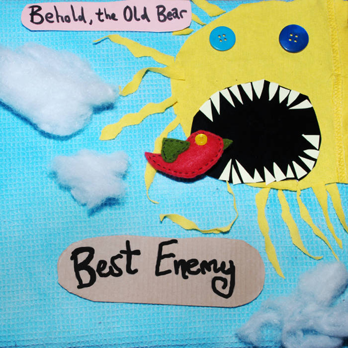 Best Enemy b/w Hammer and Nail cover art