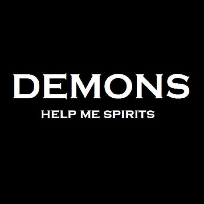 Help Me Spirits cover art