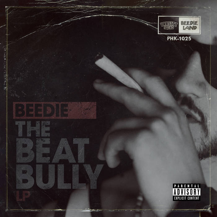 The Beat Bully LP cover art