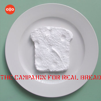 "Campaign For Real Bread 7"" Single cover art"