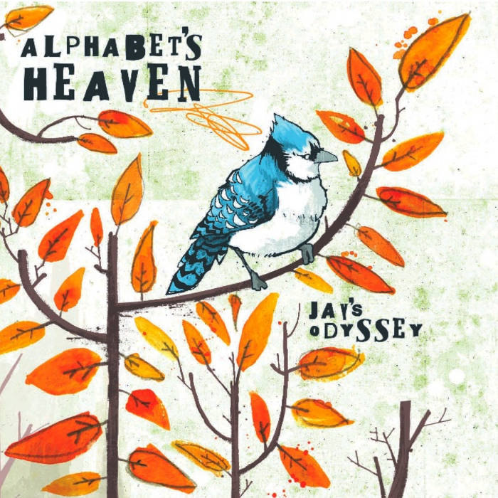 Jay's Odyssey cover art