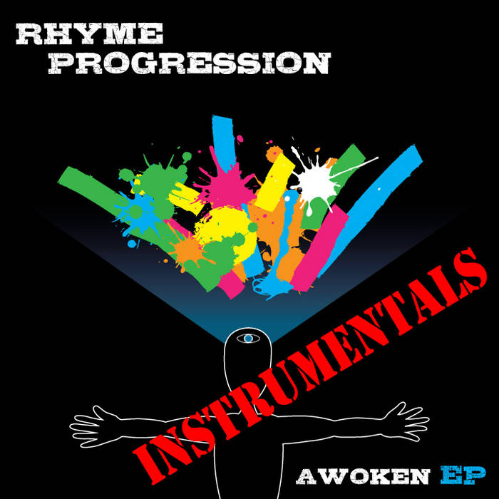 Awoken EP Instrumentals cover art