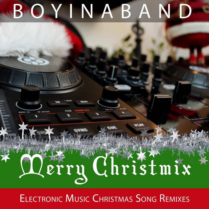 Merry Christmix cover art