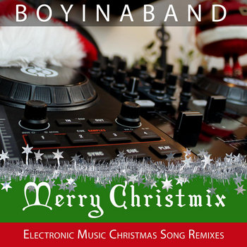 Merry Christmix cover art