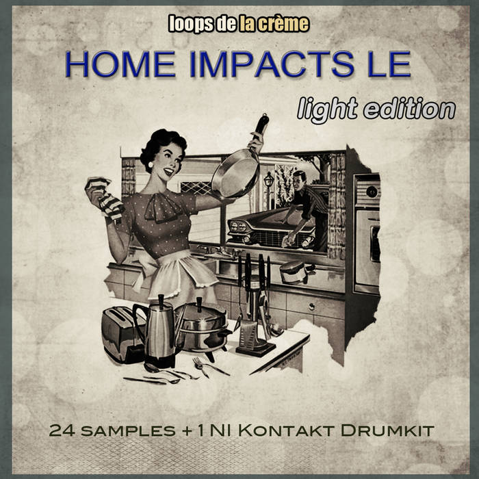 Home Impacts LE cover art