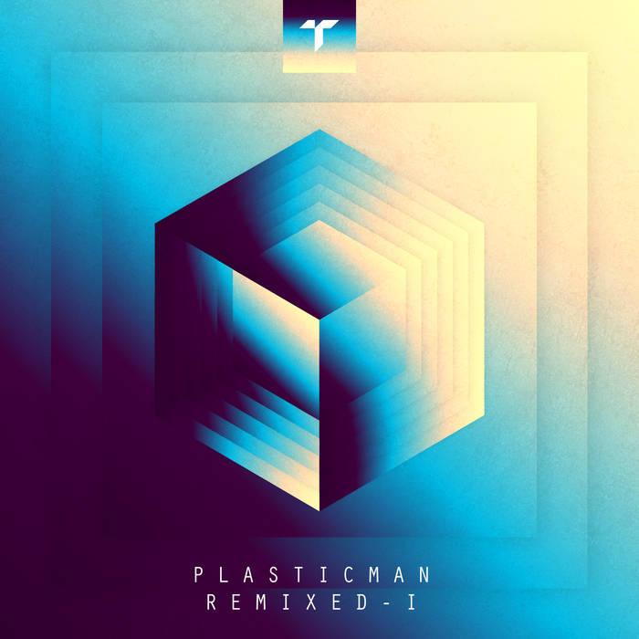 Plasticman Remixed - I cover art