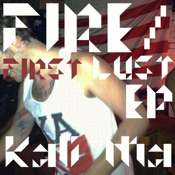 Fire/First Lust EP cover art