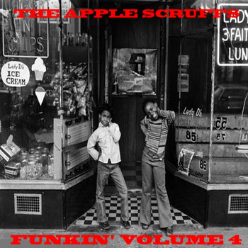 The Apple Scruffs - Funkin' Volume 4 cover art