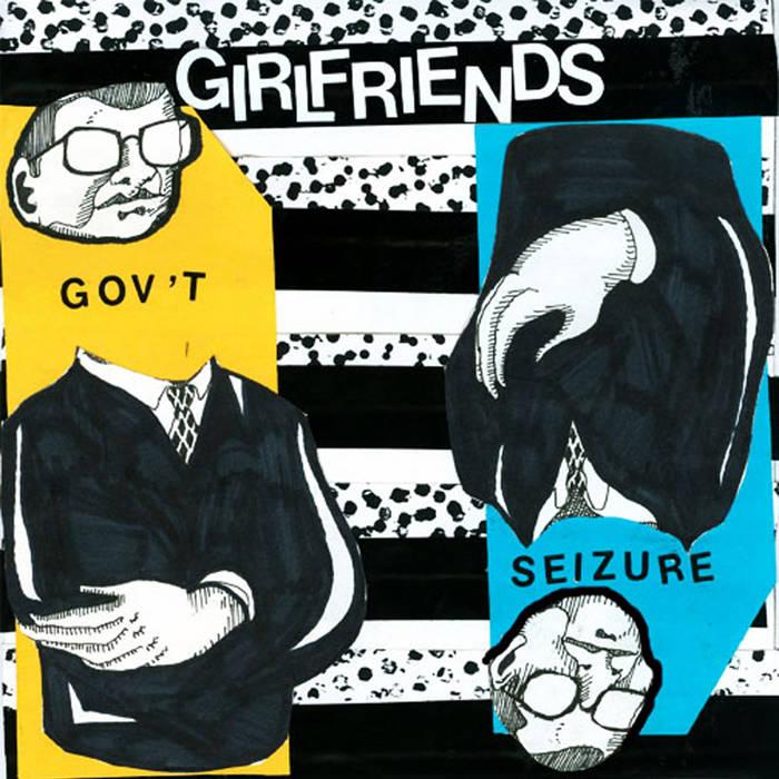 Gov't Seizure cover art