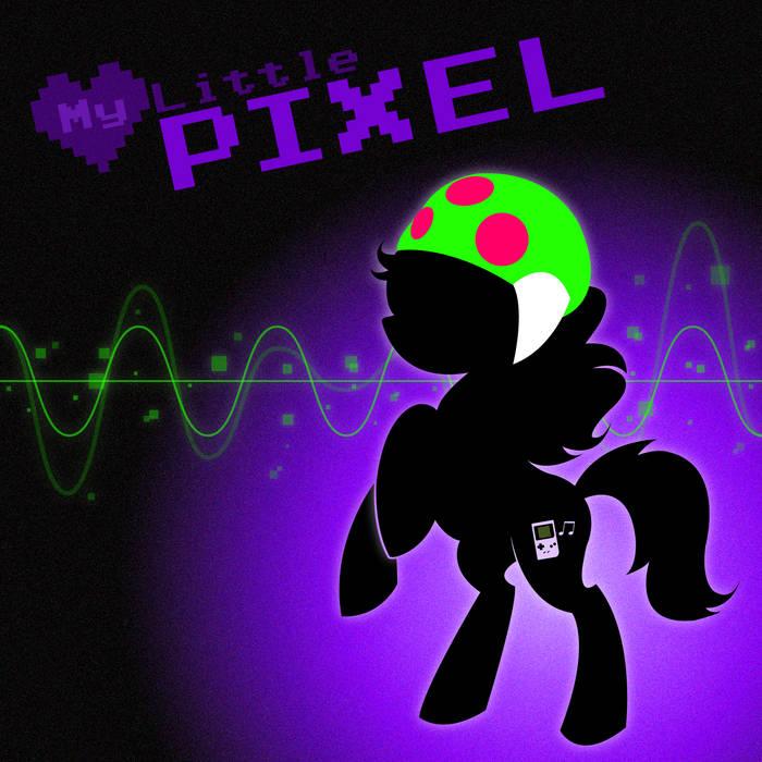 My Little Pixel cover art