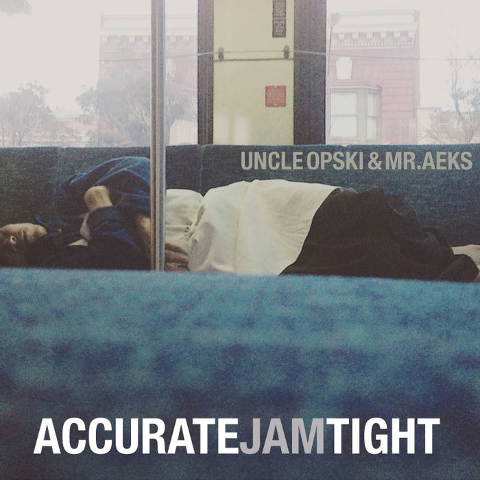 ACCURATE JAM TIGHT cover art
