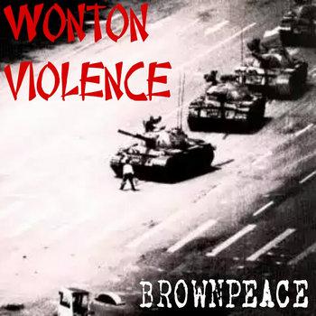 Wonton Violence cover art