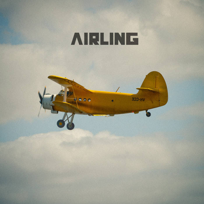 Airling EP cover art